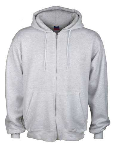 Hoodies With Zip And Pocket