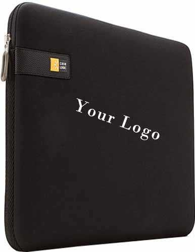laptop sleeve with logo