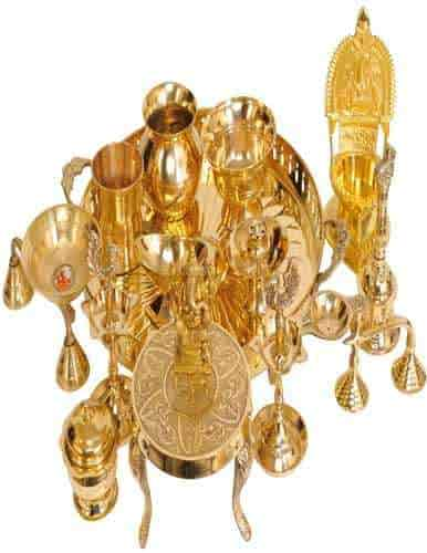 puja thali suppliers